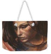 Pietro Annigoni-study Of Eva Weekender Tote Bag by Svetlana Rudakovskaya