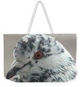 Pigeon Close-up Weekender Tote Bag