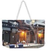 Pigeon Dock Weekender Tote Bag
