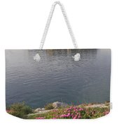 Pigeon Island Kusadasi Turkey  Weekender Tote Bag