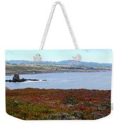 Pigeon Point Bay Weekender Tote Bag