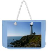 Pigeon Point Light Station Weekender Tote Bag