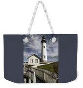 Pigeon Point Lighthouse II Weekender Tote Bag