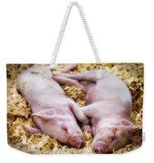 Piglets Weekender Tote Bag