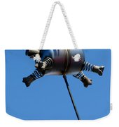 Pigs Fly Weekender Tote Bag