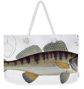Pike Perch Weekender Tote Bag