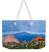 Pikes Peak Weekender Tote Bag