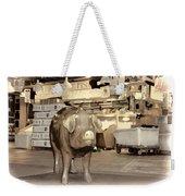 Pikes Peak Market Pig Weekender Tote Bag