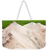Pile Of Sand Weekender Tote Bag