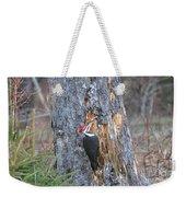 Pileated Woodpecker  Weekender Tote Bag