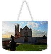 Pilgrim Weekender Tote Bag