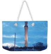 Pilgrim Tower Weekender Tote Bag