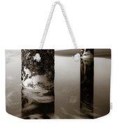 Pillars And Swirls Weekender Tote Bag