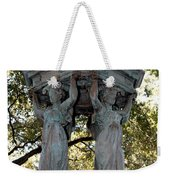 Pillars Of New Orleans Weekender Tote Bag