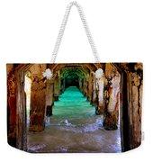 Pillars Of Time Weekender Tote Bag by Karen Wiles