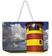 Pilsum Lighthouse Weekender Tote Bag
