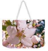 Pin Cherry Blooms Weekender Tote Bag