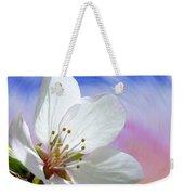 Pin Cherry Swirl Weekender Tote Bag