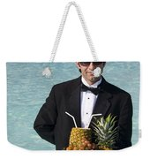 Pina Colada Anyone Weekender Tote Bag