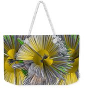 Pinache 2 Weekender Tote Bag by Angelina Vick