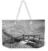 Pine Creek Bridge Weekender Tote Bag
