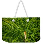 Pine Needles Weekender Tote Bag