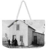 Pine Ridge Agency, C1891 Weekender Tote Bag
