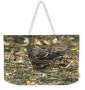 Pine Sikin Weekender Tote Bag