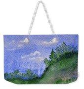 Pine Tree Hill  Weekender Tote Bag