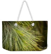 Pine Tree Needles Weekender Tote Bag