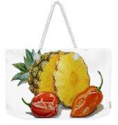 Pineapple Habanero Muy Caliente   Weekender Tote Bag
