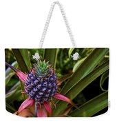 Pineapple Royal Weekender Tote Bag