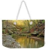 Piney Creek Reflections Weekender Tote Bag