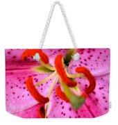 Pink Aroma  Weekender Tote Bag