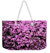 Pink As Pink Can Be Weekender Tote Bag