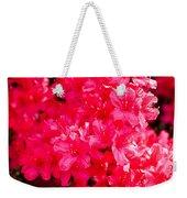 Pink Azalea's Weekender Tote Bag