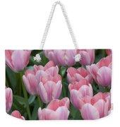 Pink Beauties Weekender Tote Bag