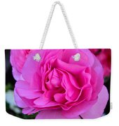 Pink Blossom  Weekender Tote Bag
