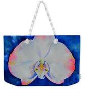 Pink Blush Orchid Weekender Tote Bag