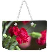Pink Carnation Weekender Tote Bag