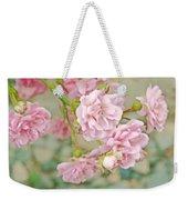 Pink Fairy Roses Weekender Tote Bag