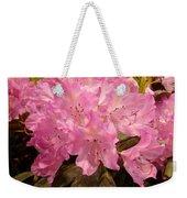 Pink Fiesta Weekender Tote Bag