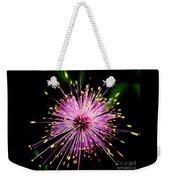 Pink Fireworks  Weekender Tote Bag