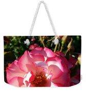 Pink Flaminco Rose 2 Weekender Tote Bag