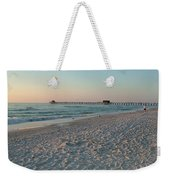 Pink Florida Sands Weekender Tote Bag