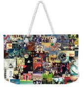 Pink Floyd Collage II Weekender Tote Bag