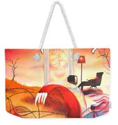 Pink Floyd The Wall Weekender Tote Bag