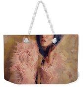 Pink Fru Fru  Weekender Tote Bag