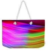 Pink Fusion Weekender Tote Bag
