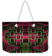 Pink Illusion Weekender Tote Bag